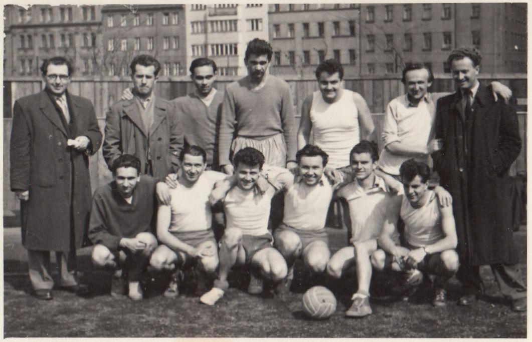 A prágai teológusok focicsapa