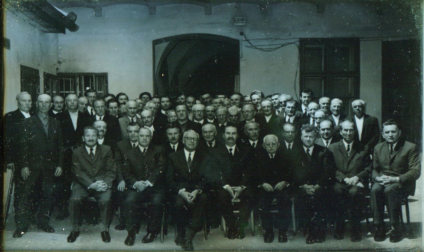 A Nyugat-Kassai Egyházmegye Közgyűlése