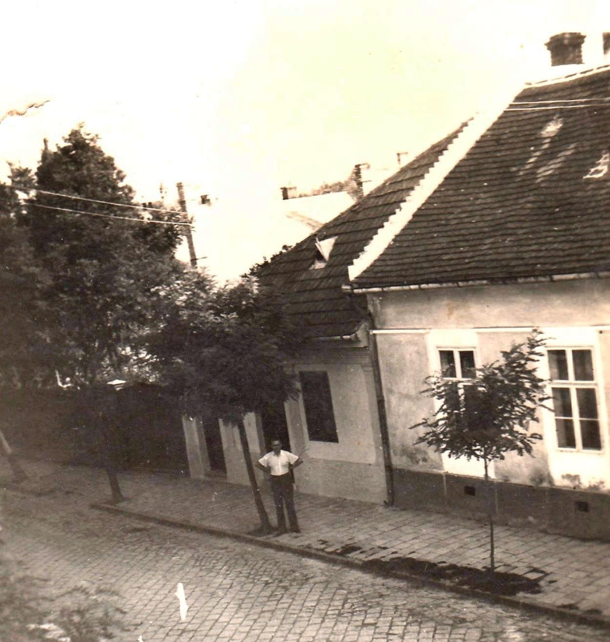 Családi házunk a Megyercsi utcában