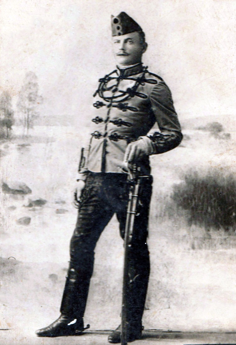 A császár katonája
