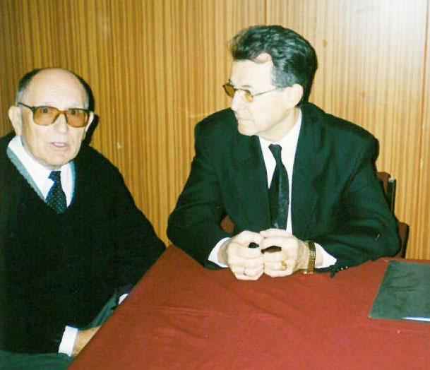 Erdélyi Géza püspökkel