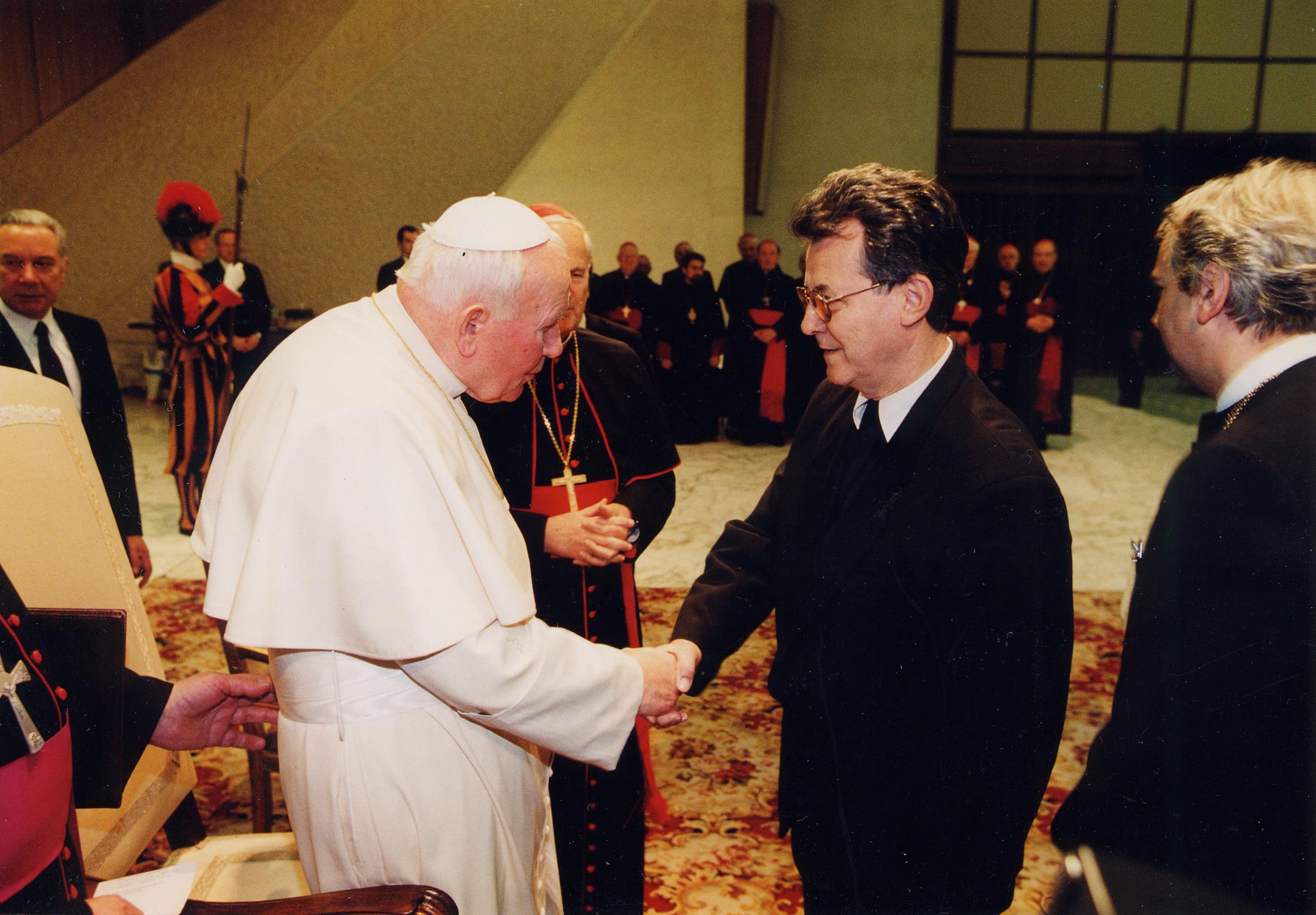 Pápai fogadás