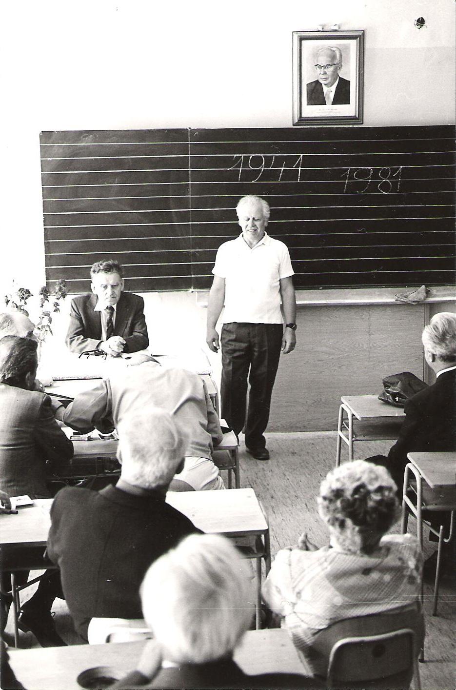 Osztálytalálkozó